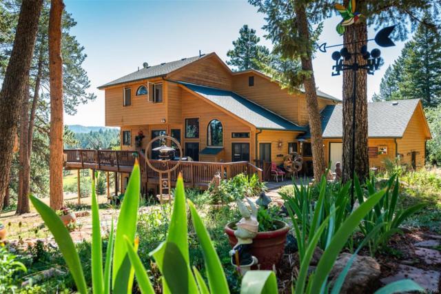8171 S Homesteader Drive, Morrison, CO 80465 (MLS #5760360) :: Bliss Realty Group