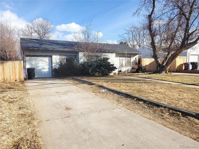 3248 S Dahlia Street, Denver, CO 80222 (#5760640) :: Realty ONE Group Five Star