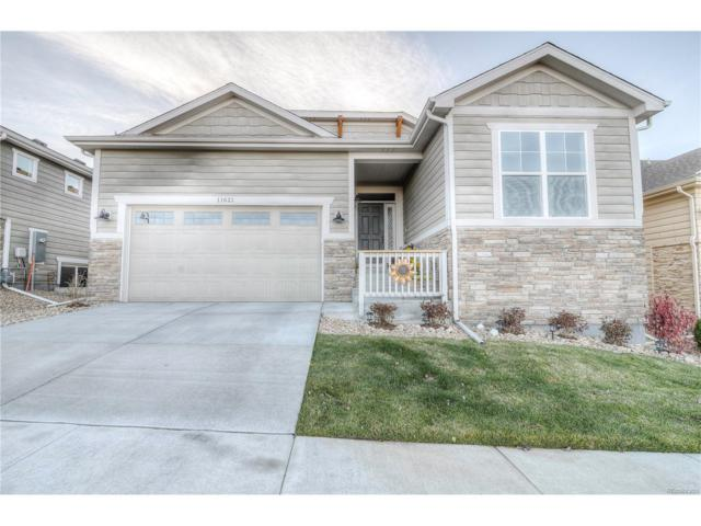 11557 Colony Loop, Parker, CO 80138 (#5760716) :: The Peak Properties Group