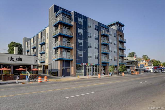 1488 Madison Street #205, Denver, CO 80206 (#5760799) :: Chateaux Realty Group