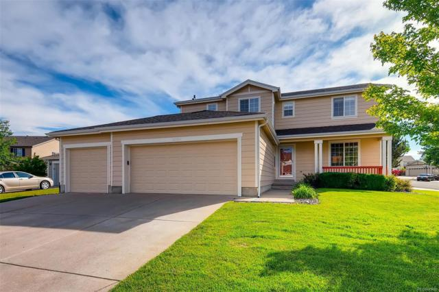 5360 S Riviera Lane, Aurora, CO 80015 (#5760942) :: The Tamborra Team