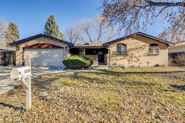 1258 S Independence Street, Lakewood, CO 80232 (MLS #5761085) :: The Sam Biller Home Team