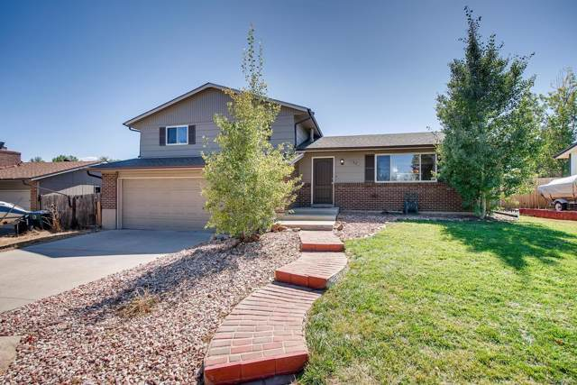 166 E 113th Place, Northglenn, CO 80233 (#5761269) :: The Peak Properties Group