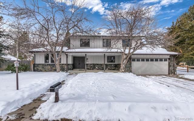 5665 S Galena Street, Greenwood Village, CO 80111 (MLS #5762013) :: 8z Real Estate