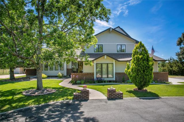 120 S Flat Rock Street, Aurora, CO 80018 (#5762506) :: James Crocker Team