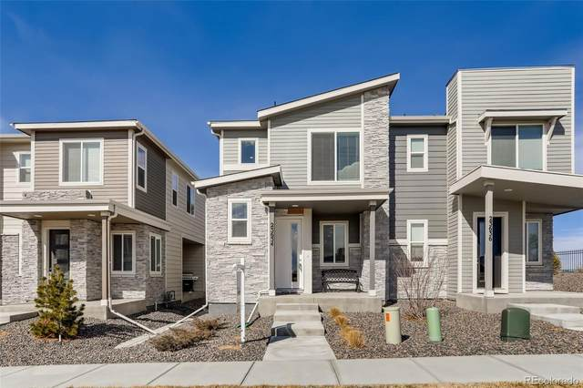 23634 E 5th Place, Aurora, CO 80018 (#5763082) :: The DeGrood Team