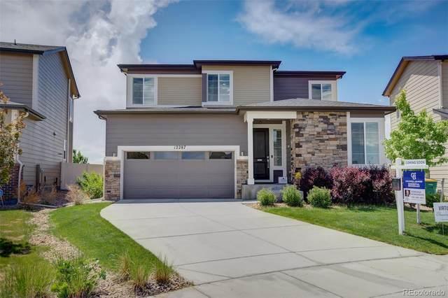 12287 Coral Burst Lane, Parker, CO 80134 (MLS #5763315) :: 8z Real Estate
