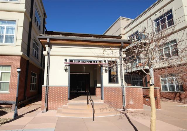 5677 S Park Place 306C, Greenwood Village, CO 80111 (#5763337) :: Hometrackr Denver