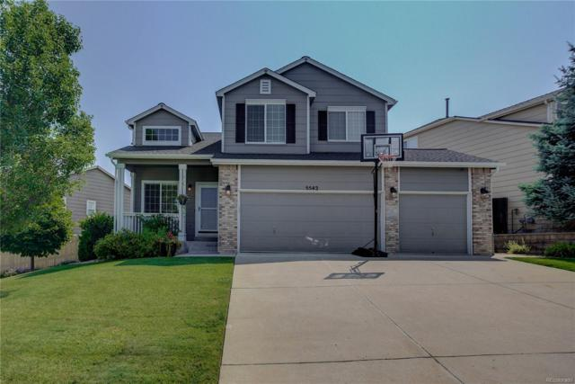 5542 S Valdai Way, Aurora, CO 80015 (#5763550) :: The Peak Properties Group