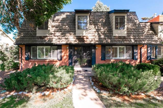 100 Summit Boulevard, Englewood, CO 80113 (#5763706) :: Colorado Home Finder Realty