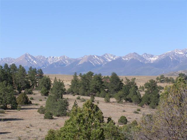 Mitchell Mountain Road, Westcliffe, CO 81252 (#5764293) :: The DeGrood Team