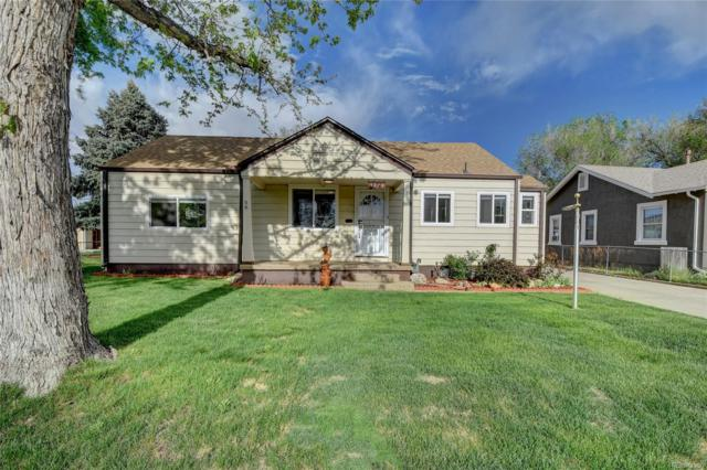 4374 S Galapago Street, Englewood, CO 80110 (MLS #5764398) :: 8z Real Estate