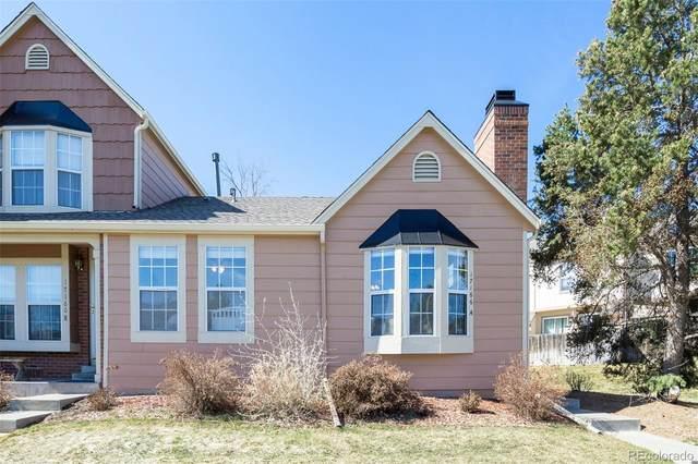 17166 E Chenango Avenue A, Aurora, CO 80015 (#5764512) :: Bring Home Denver with Keller Williams Downtown Realty LLC