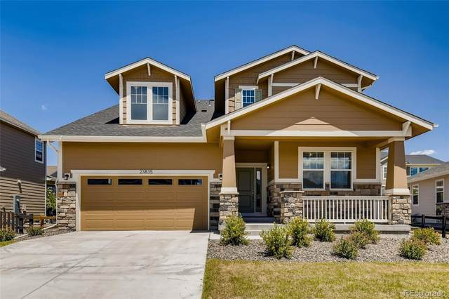 23835 E Rocky Top Place, Aurora, CO 80016 (#5764599) :: The DeGrood Team