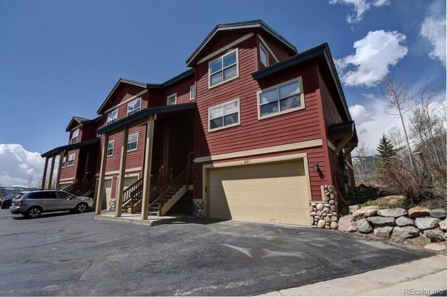 40 Black Diamond Trail 40-D, Silverthorne, CO 80498 (MLS #5765427) :: 8z Real Estate