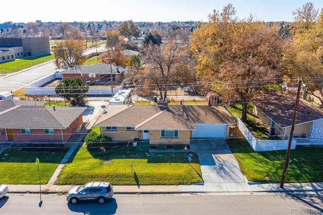 2208 11th Street, Greeley, CO 80631 (MLS #5765600) :: Keller Williams Realty