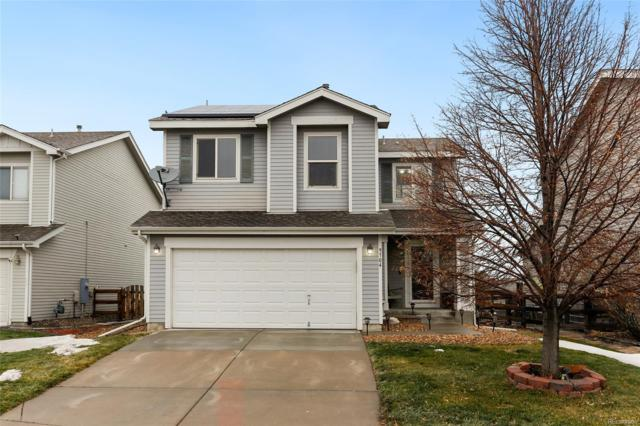 9704 Marmot Ridge Circle, Littleton, CO 80125 (#5766032) :: House Hunters Colorado