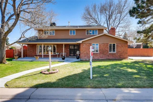 6394 W Rowland Avenue, Littleton, CO 80128 (#5766189) :: The Peak Properties Group
