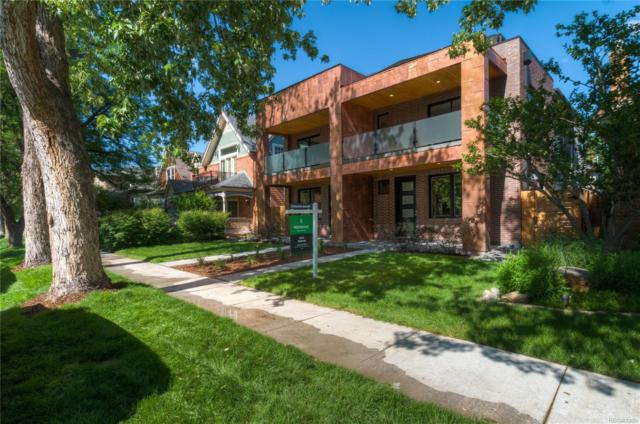 328 S Humboldt Street, Denver, CO 80209 (#5766313) :: The Peak Properties Group