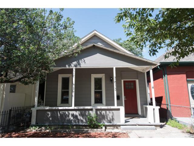 3613 N Lafayette Street, Denver, CO 80205 (MLS #5767254) :: 8z Real Estate