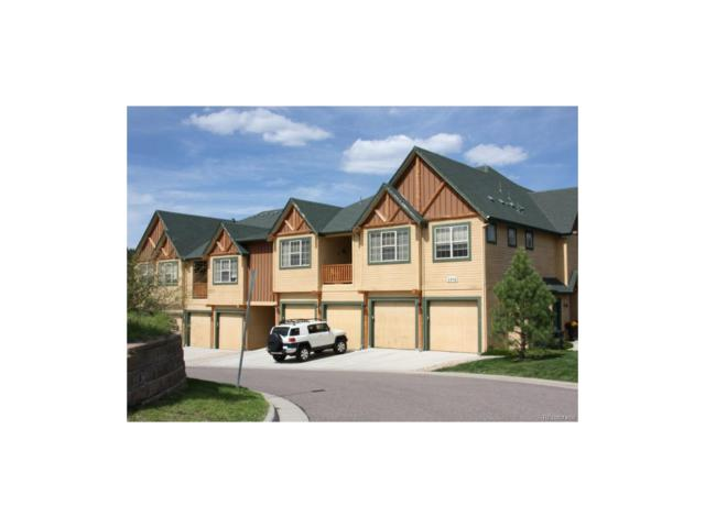 1194 Red Lodge Drive #204, Evergreen, CO 80439 (#5767354) :: The City and Mountains Group