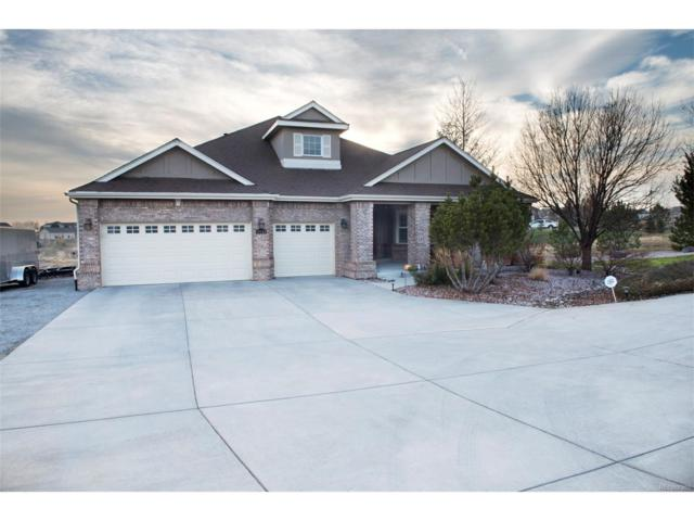 10044 E 146th Place, Brighton, CO 80602 (#5768062) :: The Peak Properties Group
