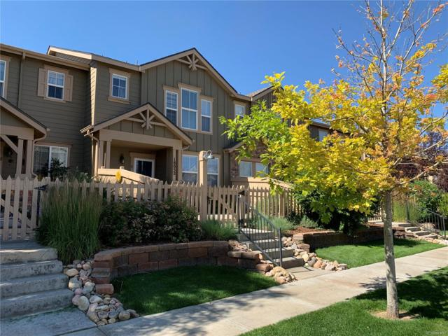 18052 E 104th Place D, Commerce City, CO 80022 (MLS #5768155) :: 8z Real Estate