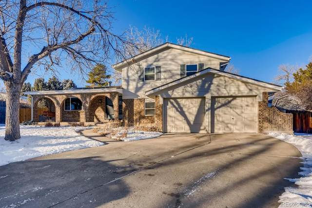 6371 S Ash Court, Centennial, CO 80121 (MLS #5768194) :: 8z Real Estate