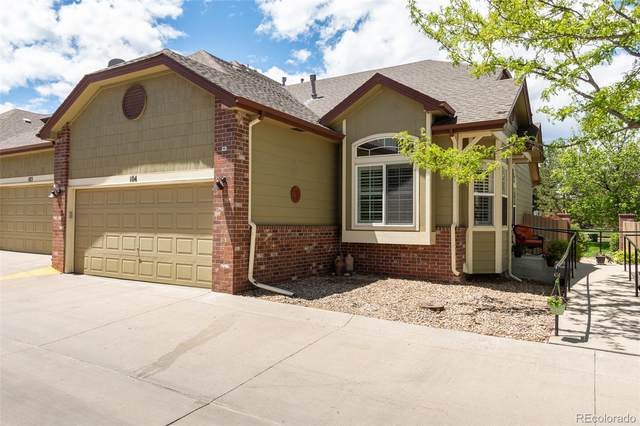 2855 Rock Creek Circle #104, Superior, CO 80027 (#5768201) :: The DeGrood Team