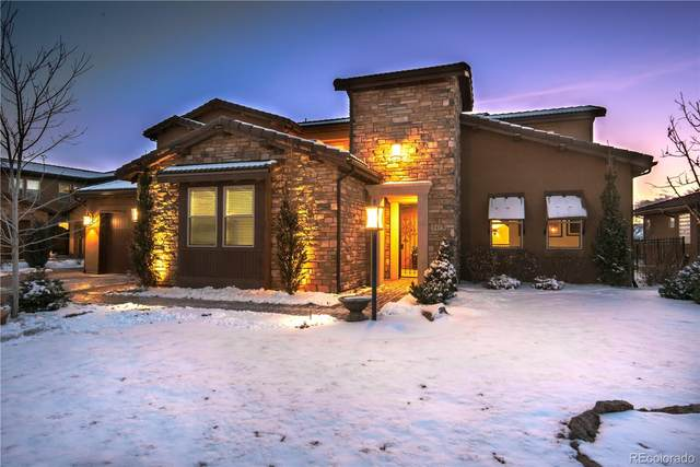 9475 Winding Hill Way, Lone Tree, CO 80124 (#5768823) :: The Dixon Group