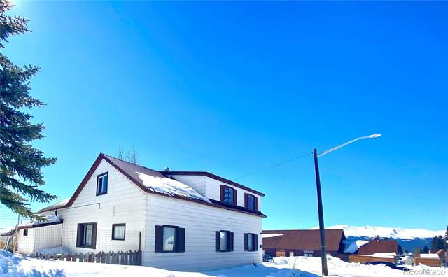 401 E 10th Street, Leadville, CO 80461 (#5768890) :: Venterra Real Estate LLC