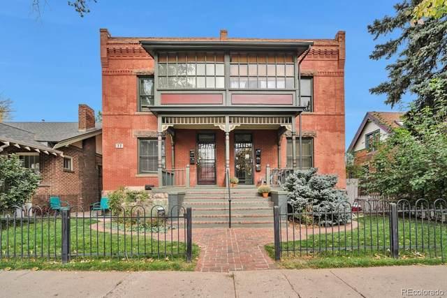 77 W Archer Place #202, Denver, CO 80223 (#5769637) :: Peak Properties Group