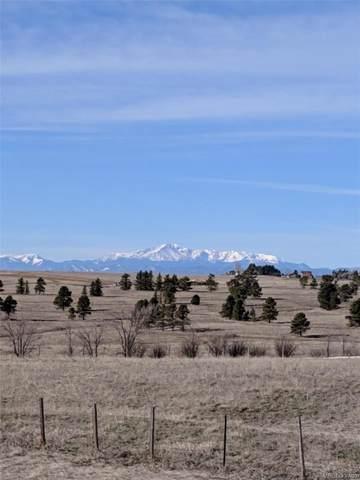 264 High Meadows Loop, Elizabeth, CO 80107 (#5770372) :: The Dixon Group
