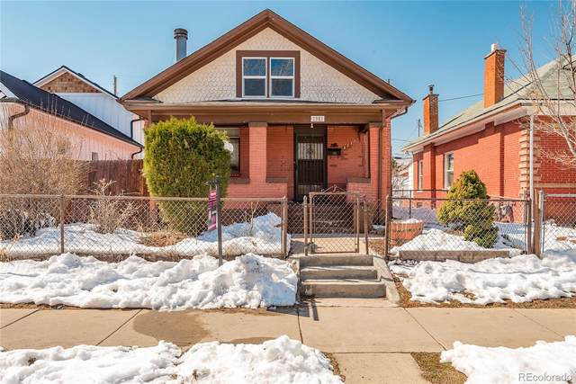 1381 Perry Street, Denver, CO 80204 (#5770445) :: HomeSmart