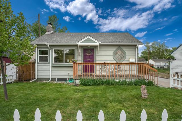 5607 Ammons Street, Arvada, CO 80002 (MLS #5770507) :: Bliss Realty Group