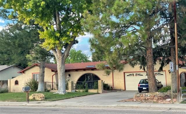 134 Encino Drive, Pueblo, CO 81005 (#5771480) :: Venterra Real Estate LLC