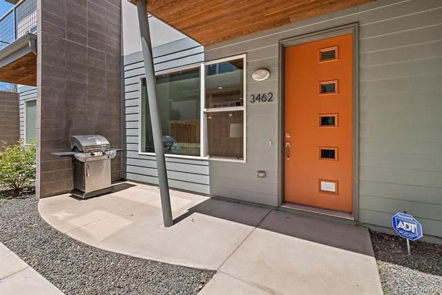 3462 Albion Street, Denver, CO 80207 (#5771634) :: The Peak Properties Group