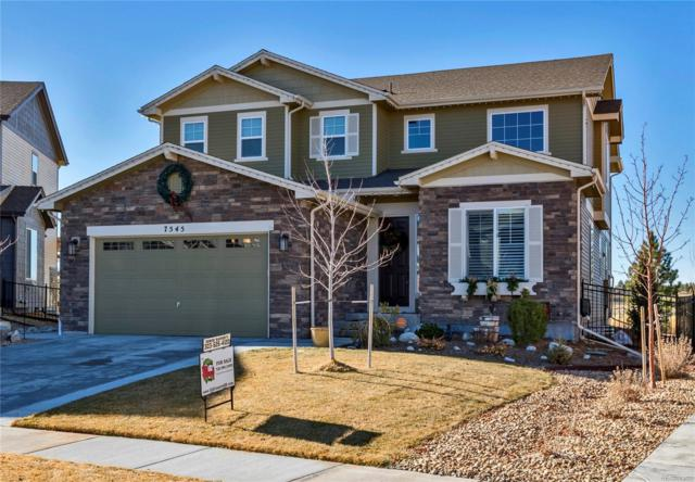 7545 S Quantock Court, Aurora, CO 80016 (#5771795) :: HomeSmart Realty Group