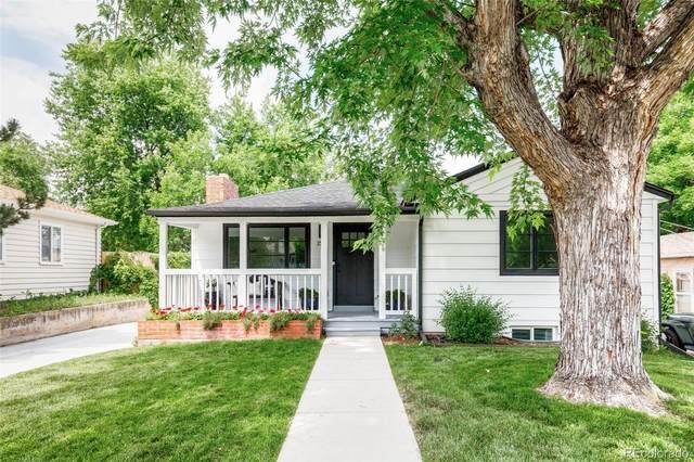 2535 S Gilpin Street, Denver, CO 80210 (#5771871) :: Finch & Gable Real Estate Co.