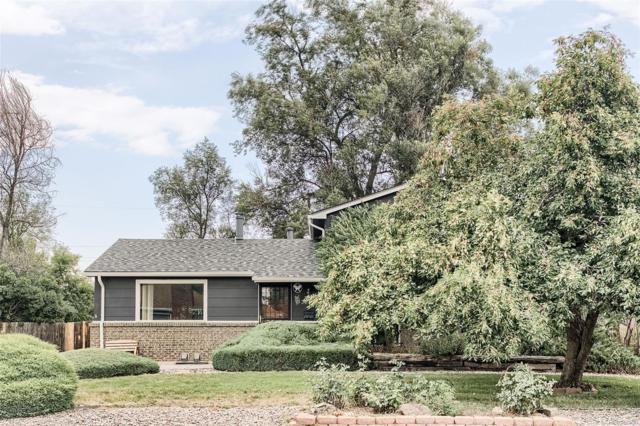 2209 W Fair Avenue, Littleton, CO 80120 (#5772079) :: The Pete Cook Home Group