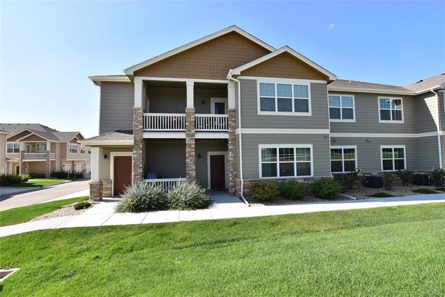 6915 W 3rd Street #111, Greeley, CO 80634 (MLS #5772080) :: 8z Real Estate