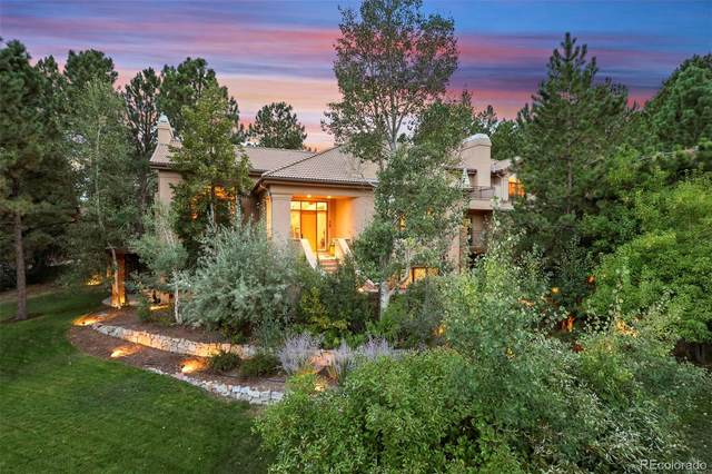 38 Castle Pines Drive N, Castle Rock, CO 80108 (MLS #5772629) :: 8z Real Estate