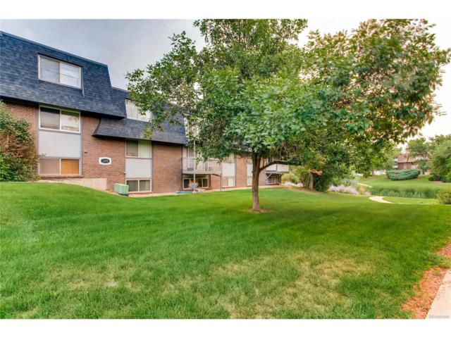 209 E Highline Circle #101, Centennial, CO 80122 (MLS #5772651) :: 8z Real Estate