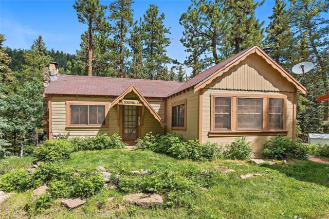 28421 Evergreen Drive, Conifer, CO 80433 (#5772980) :: The Peak Properties Group