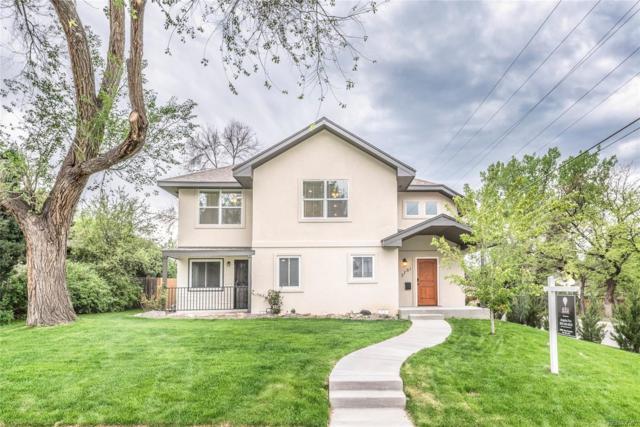 2701 S Jackson Street, Denver, CO 80210 (MLS #5773014) :: 8z Real Estate