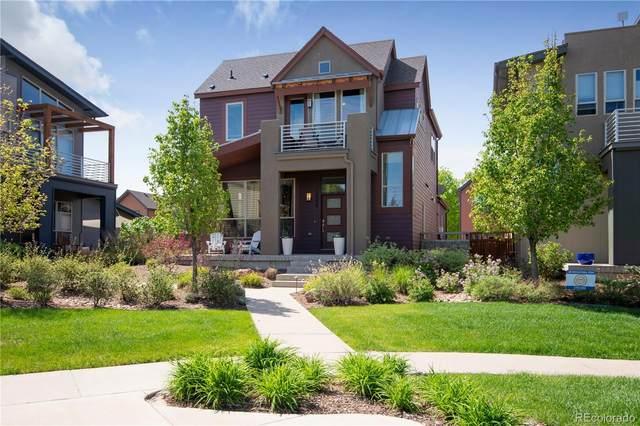 2048 Trenton Street, Denver, CO 80238 (#5773088) :: Briggs American Properties