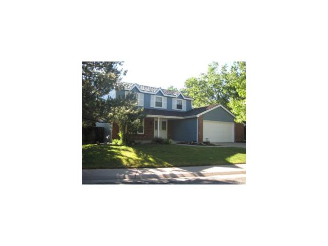 6798 S Niagara Court, Centennial, CO 80112 (MLS #5773660) :: 8z Real Estate