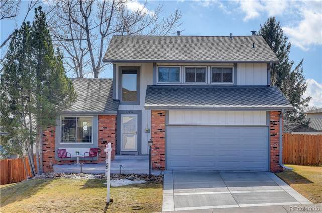 10910 E Maplewood Drive, Englewood, CO 80111 (MLS #5773936) :: The Sam Biller Home Team