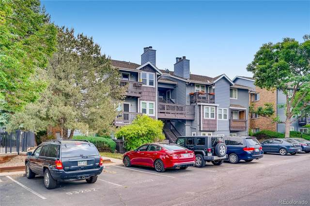 7893 Allison Way #303, Arvada, CO 80005 (#5774162) :: Finch & Gable Real Estate Co.