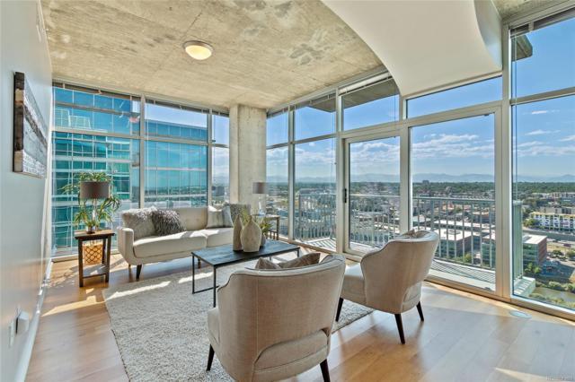 1700 Bassett Street #2214, Denver, CO 80202 (#5774180) :: Wisdom Real Estate